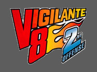 Vigilante 8 Second Offense logo
